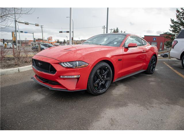 2019 Ford Mustang GT Premium (Stk: KK-103) in Okotoks - Image 1 of 5