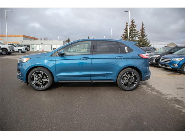 2019 Ford Edge ST (Stk: KK-144) in Okotoks - Image 2 of 5