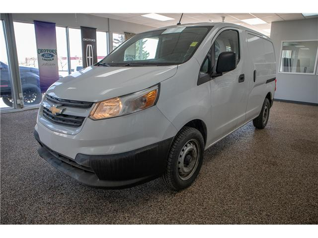 2015 Chevrolet City Express 1LT (Stk: A10979) in Okotoks - Image 1 of 18