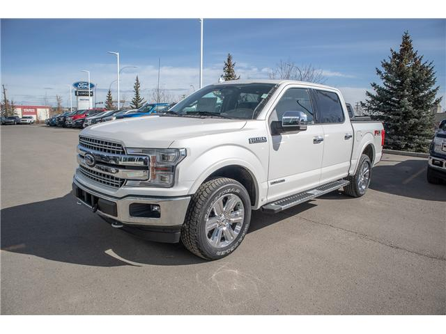 2018 Ford F-150 Lariat (Stk: J-2687) in Okotoks - Image 1 of 5