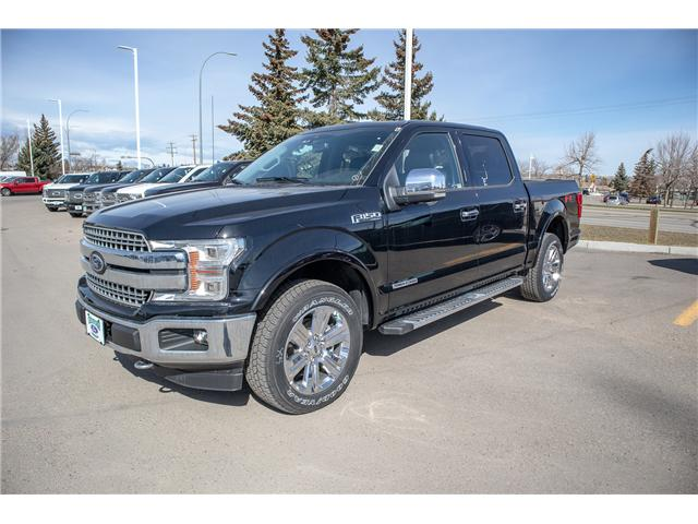 2018 Ford F-150 Lariat (Stk: J-2351) in Okotoks - Image 1 of 5