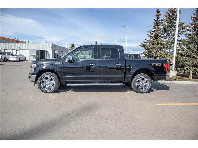 2018 Ford F-150 Lariat (Stk: J-2351) in Okotoks - Image 2 of 5