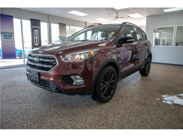 2018 Ford Escape Titanium (Stk: B81433) in Okotoks - Image 1 of 22