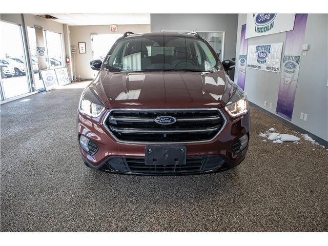 2018 Ford Escape Titanium (Stk: B81433) in Okotoks - Image 2 of 22