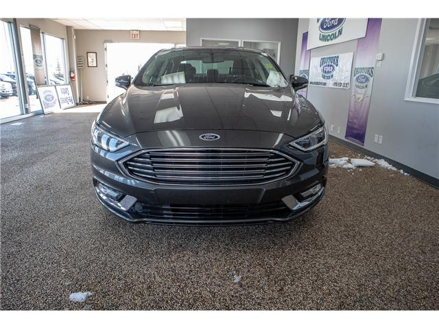 2018 Ford Fusion Titanium (Stk: B81434) in Okotoks - Image 2 of 22