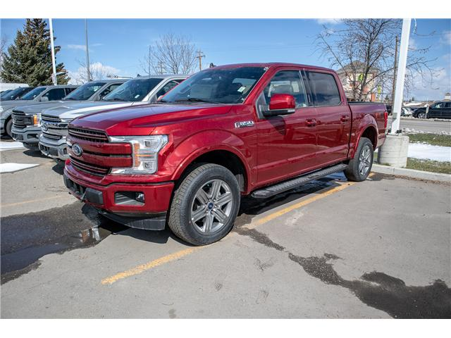2019 Ford F-150 Lariat (Stk: K-1065) in Okotoks - Image 1 of 6