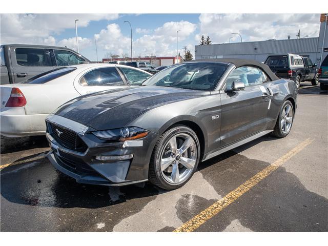 2019 Ford Mustang GT Premium (Stk: KK-96) in Okotoks - Image 1 of 5