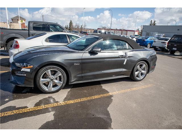 2019 Ford Mustang GT Premium (Stk: KK-96) in Okotoks - Image 2 of 5