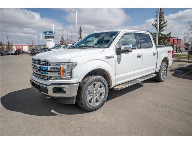 2018 Ford F-150 Lariat (Stk: J-2049) in Okotoks - Image 1 of 5
