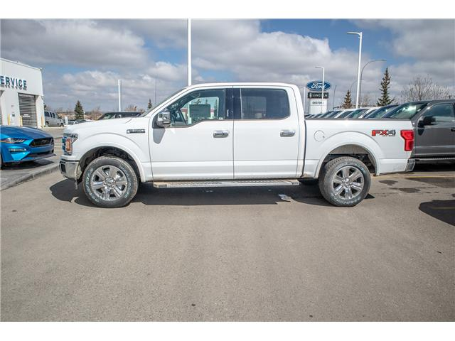 2018 Ford F-150 Lariat (Stk: J-2049) in Okotoks - Image 2 of 5