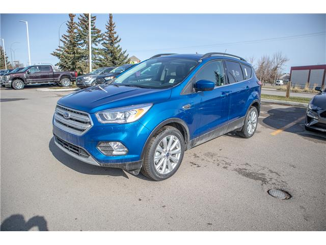 2019 Ford Escape SEL (Stk: K-610) in Okotoks - Image 1 of 5