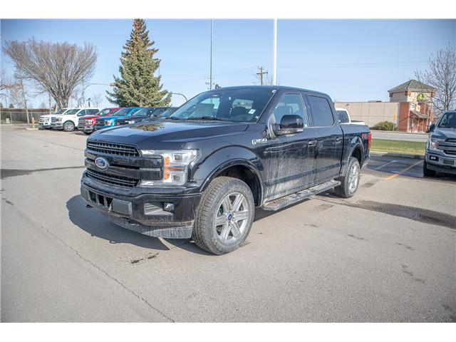 2019 Ford F-150 Lariat (Stk: K-1493) in Okotoks - Image 1 of 5