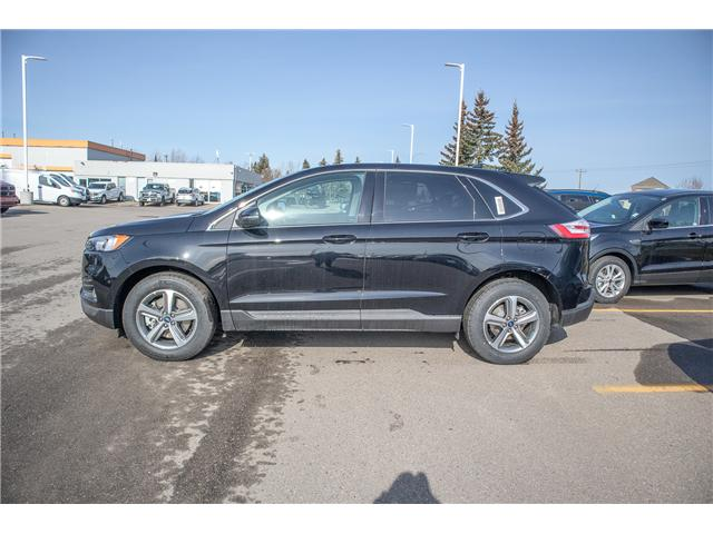 2019 Ford Edge SEL (Stk: KK-89) in Okotoks - Image 2 of 6