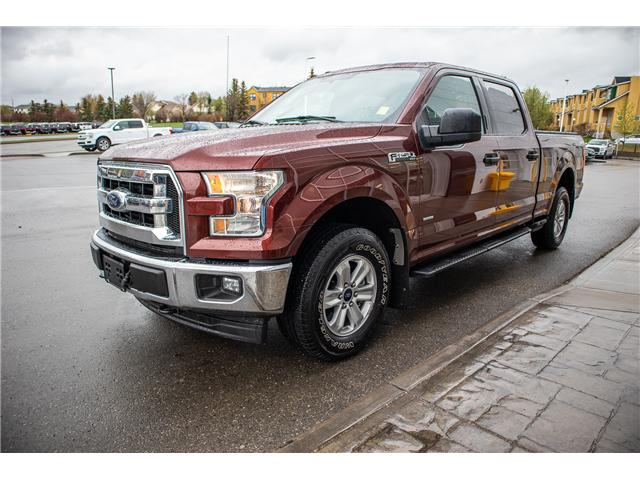 2017 Ford F-150 XLT (Stk: B81415B) in Okotoks - Image 1 of 18