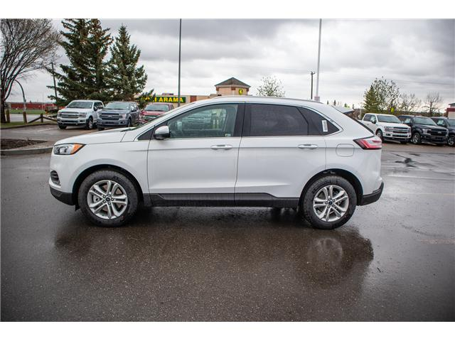 2019 Ford Edge SEL (Stk: K-1004) in Okotoks - Image 2 of 5