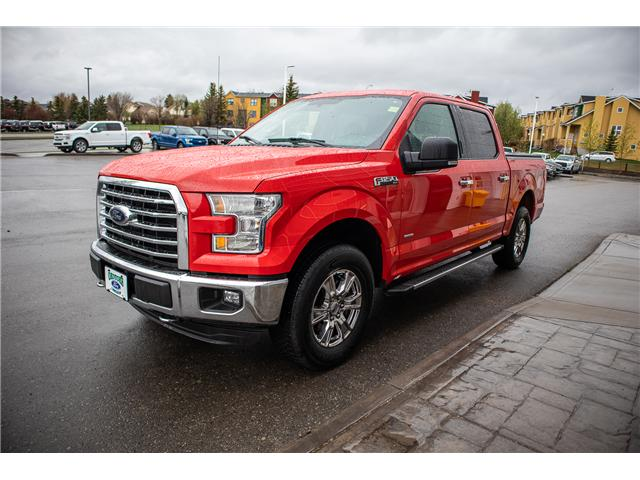 2015 Ford F-150 XLT (Stk: K-1187A) in Okotoks - Image 1 of 19