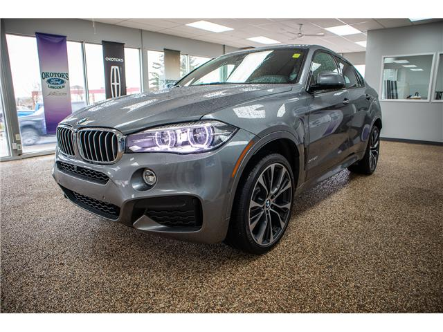 2017 BMW X6 xDrive50i (Stk: K-1686A) in Okotoks - Image 1 of 23