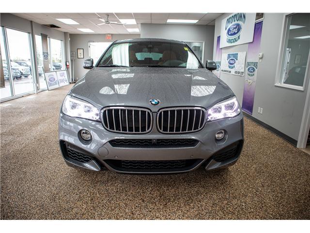 2017 BMW X6 xDrive50i (Stk: K-1686A) in Okotoks - Image 2 of 23