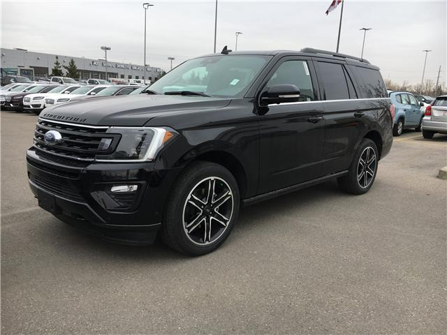 2019 Ford Expedition Limited (Stk: K-1727) in Okotoks - Image 1 of 6