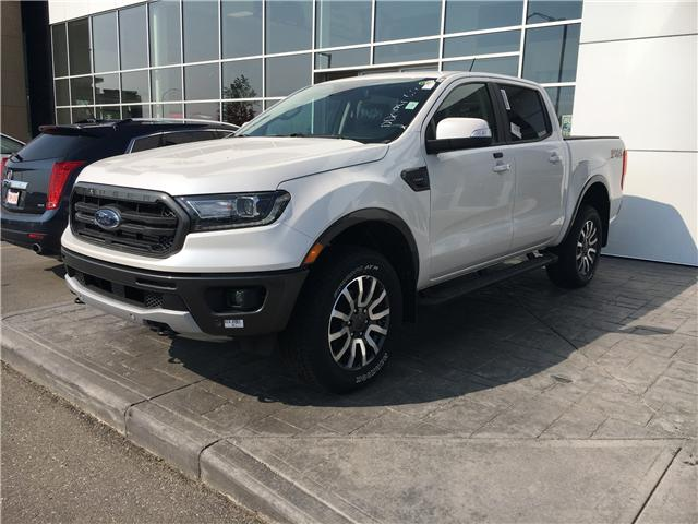 2019 Ford Ranger Lariat (Stk: K-1414) in Okotoks - Image 1 of 5