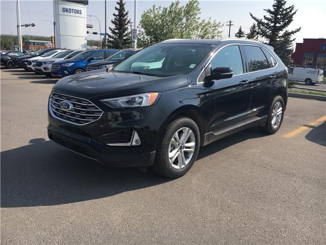2019 Ford Edge SEL (Stk: K-1427) in Okotoks - Image 1 of 5