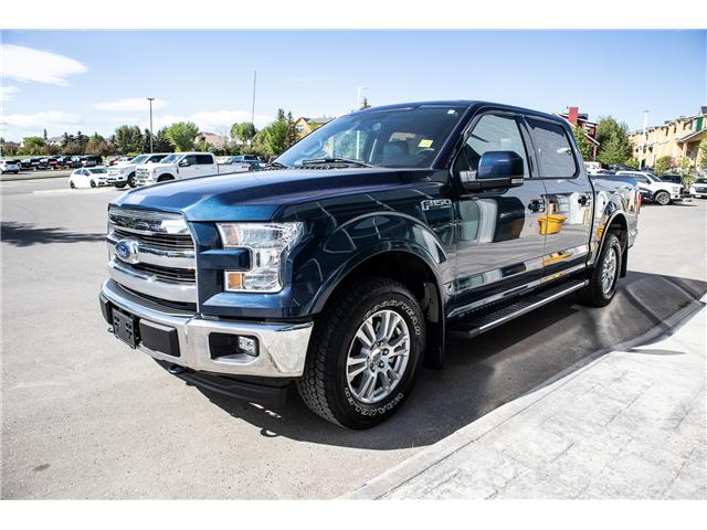 2017 Ford F-150 XLT (Stk: K-601A) in Okotoks - Image 1 of 20