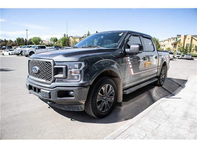 2018 Ford F-150 Lariat (Stk: KK-178A) in Okotoks - Image 1 of 20