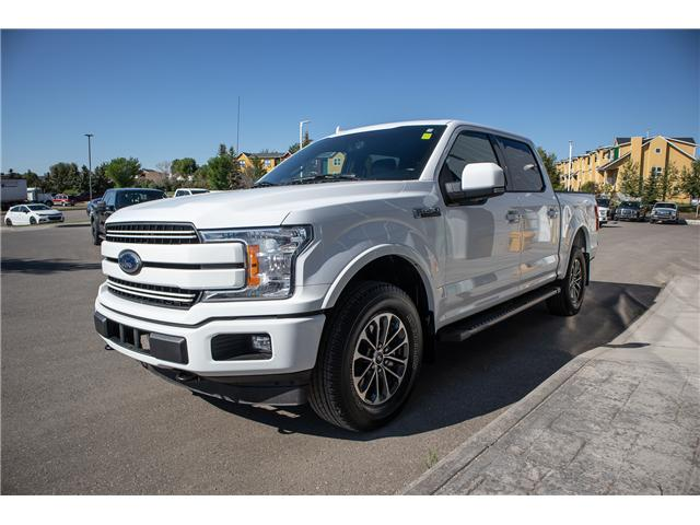 2018 Ford F-150 Lariat (Stk: B81463) in Okotoks - Image 1 of 20