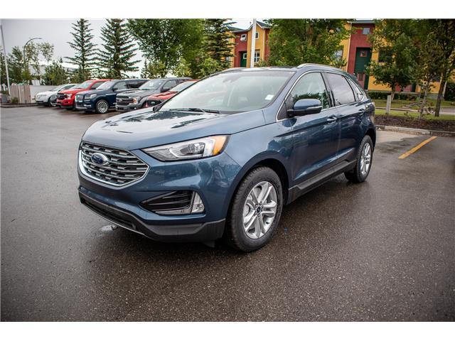 2019 Ford Edge SEL (Stk: K-263) in Okotoks - Image 1 of 5