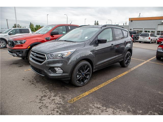 2019 Ford Escape SE (Stk: KK-196) in Okotoks - Image 1 of 5