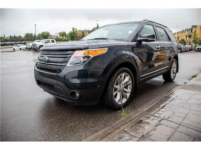 2014 Ford Explorer Limited (Stk: B81471) in Okotoks - Image 1 of 24