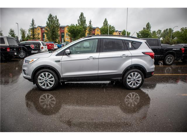 2019 Ford Escape SEL (Stk: KK-220) in Okotoks - Image 2 of 5