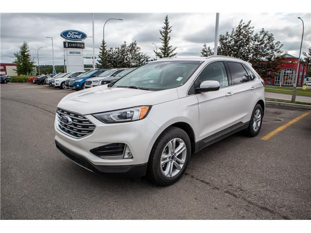 2019 Ford Edge SEL (Stk: K-1124) in Okotoks - Image 1 of 5