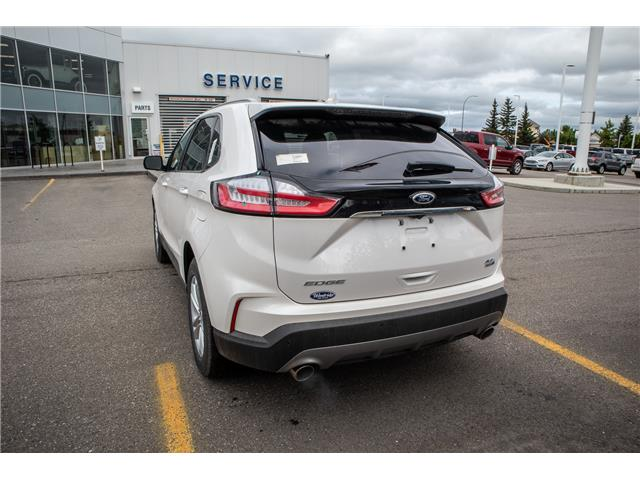 2019 Ford Edge SEL (Stk: K-1124) in Okotoks - Image 3 of 5
