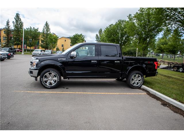 2019 Ford F-150 Lariat (Stk: K-2265) in Okotoks - Image 2 of 5