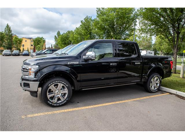 2019 Ford F-150 Lariat (Stk: K-2266) in Okotoks - Image 2 of 5