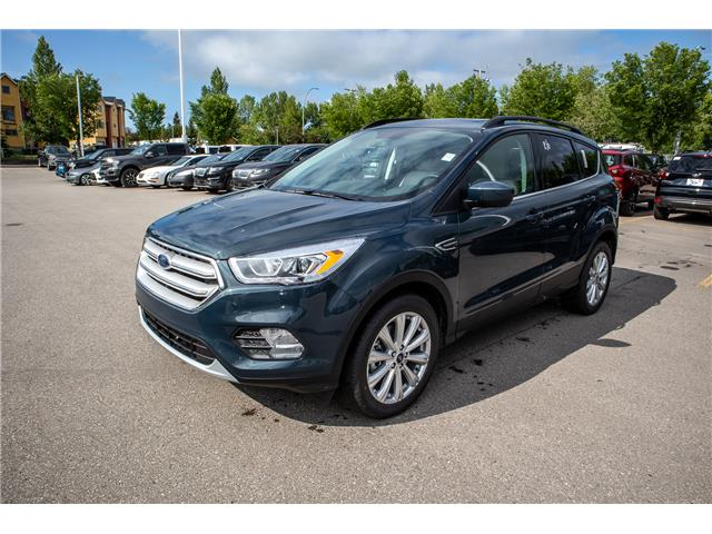 2019 Ford Escape SEL (Stk: KK-219) in Okotoks - Image 1 of 5