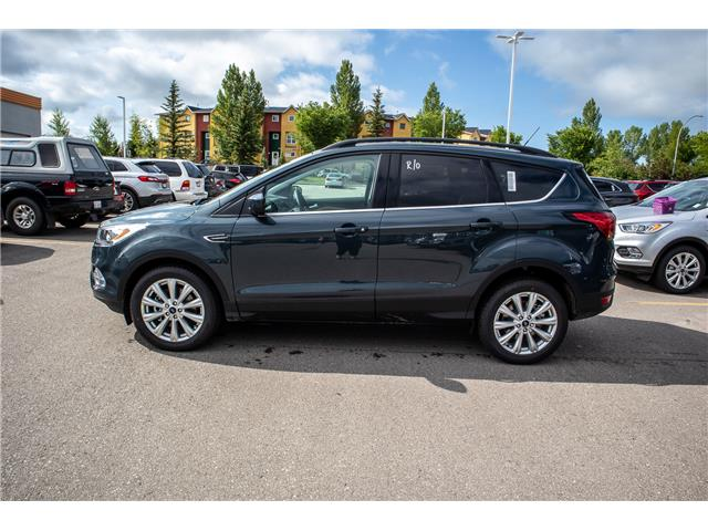 2019 Ford Escape SEL (Stk: KK-219) in Okotoks - Image 2 of 5