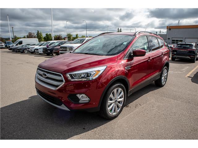 2019 Ford Escape SEL (Stk: KK-221) in Okotoks - Image 1 of 6