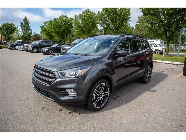 2019 Ford Escape SEL (Stk: KK-224) in Okotoks - Image 1 of 5