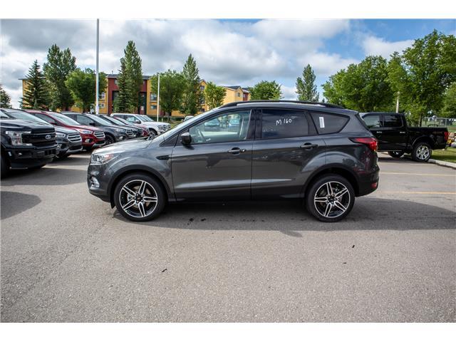 2019 Ford Escape SEL (Stk: KK-224) in Okotoks - Image 2 of 5
