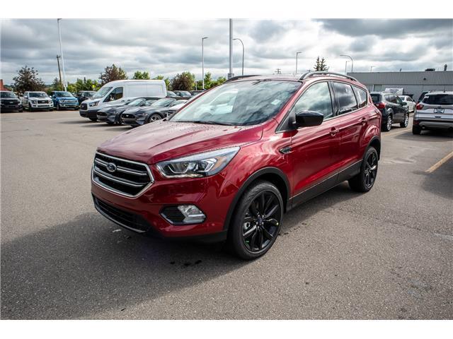 2019 Ford Escape SE (Stk: KK-247) in Okotoks - Image 1 of 5
