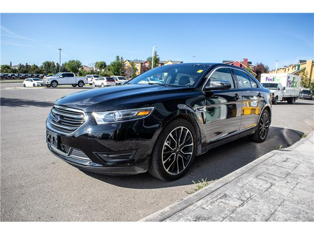 2018 Ford Taurus Limited (Stk: B81476) in Okotoks - Image 1 of 22