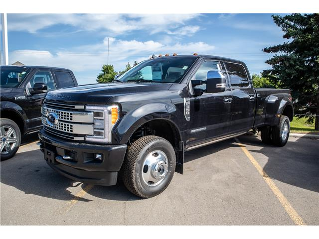 2019 Ford F-350 Platinum (Stk: K-1995) in Okotoks - Image 1 of 5