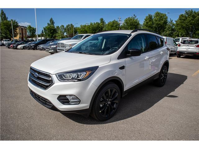 2019 Ford Escape SE (Stk: K-2275) in Okotoks - Image 1 of 5