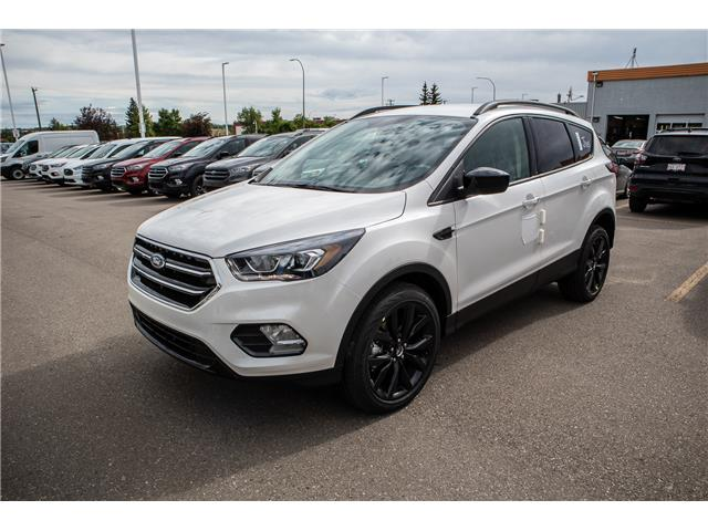 2019 Ford Escape SE (Stk: K-2276) in Okotoks - Image 1 of 5
