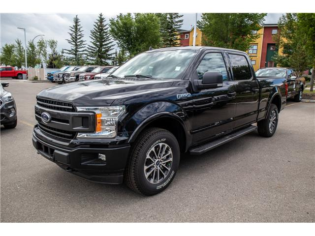 2019 Ford F-150 XLT (Stk: KK-214) in Okotoks - Image 1 of 5