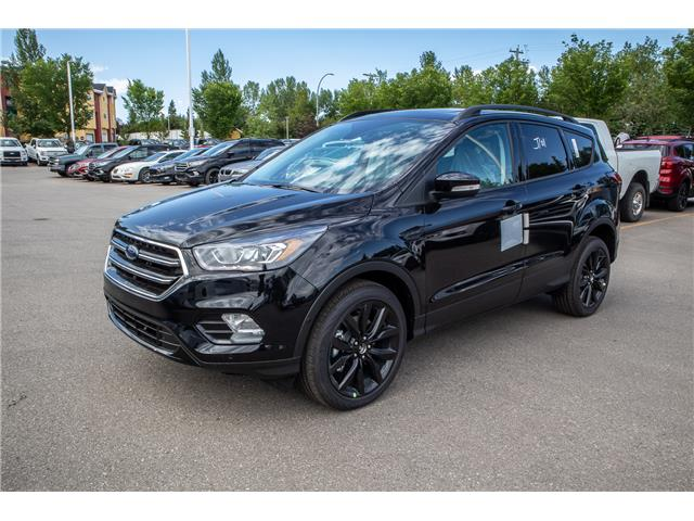 2019 Ford Escape Titanium (Stk: KK-234) in Okotoks - Image 1 of 5