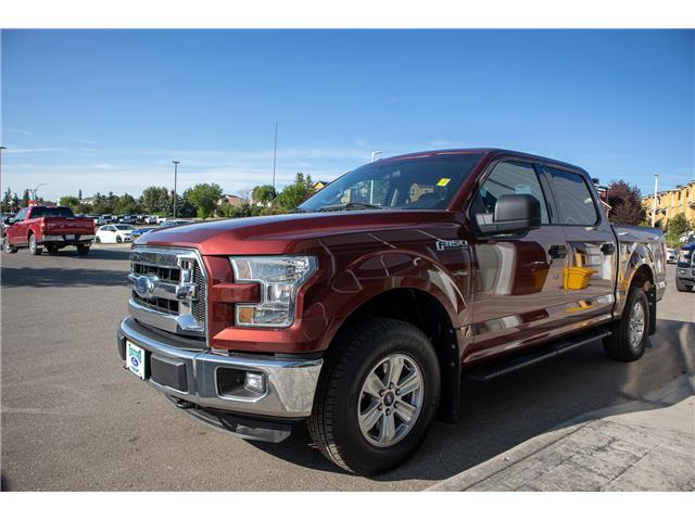 2016 Ford F-150 XLT (Stk: K-333A) in Okotoks - Image 1 of 19