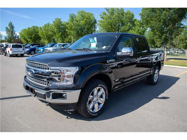 2019 Ford F-150 Lariat (Stk: K-2262) in Okotoks - Image 1 of 6